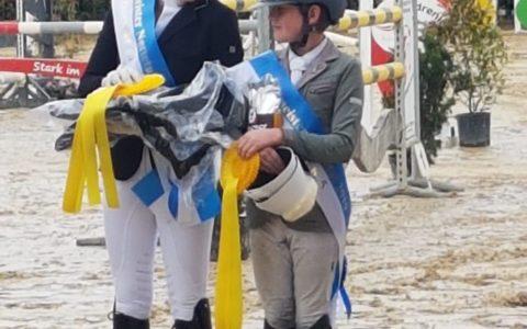 Dressur-und Springturnier des Ponyclub Nettetals sowie des RV Schaags